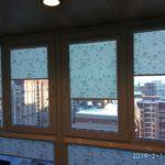 рулонные шторы в самаре
